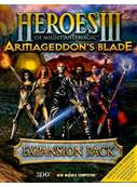 Cover zu Heroes of Might & Magic 3: Armageddon's Blade