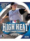 Cover zu High Heat Major League Baseball 2003