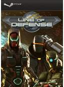 Cover zu Line of Defense