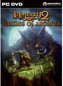 Cover zu Majesty 2: Battles of Ardania