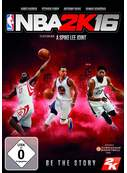 Cover zu NBA 2K16