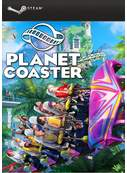 Cover zu Planet Coaster