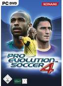 Cover zu Pro Evolution Soccer 4
