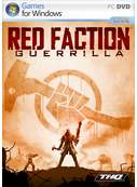 Cover zu Red Faction: Guerrilla