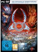 Cover zu Sacred 2: Ice & Blood
