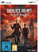 Cover zu Sherlock Holmes: The Devil's Daughter