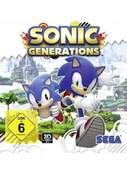 Cover zu Sonic Generations