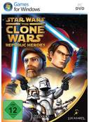 Cover zu Star Wars: The Clone Wars - Republic Heroes