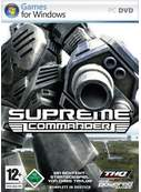 Cover zu Supreme Commander