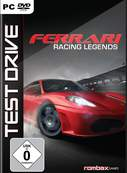 Cover zu Test Drive: Ferrari Racing Legends
