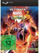 Cover zu Ultimate Marvel vs. Capcom 3