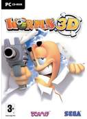 Cover zu Worms 3D