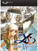 Cover zu Ys: The Ark of Napishtim