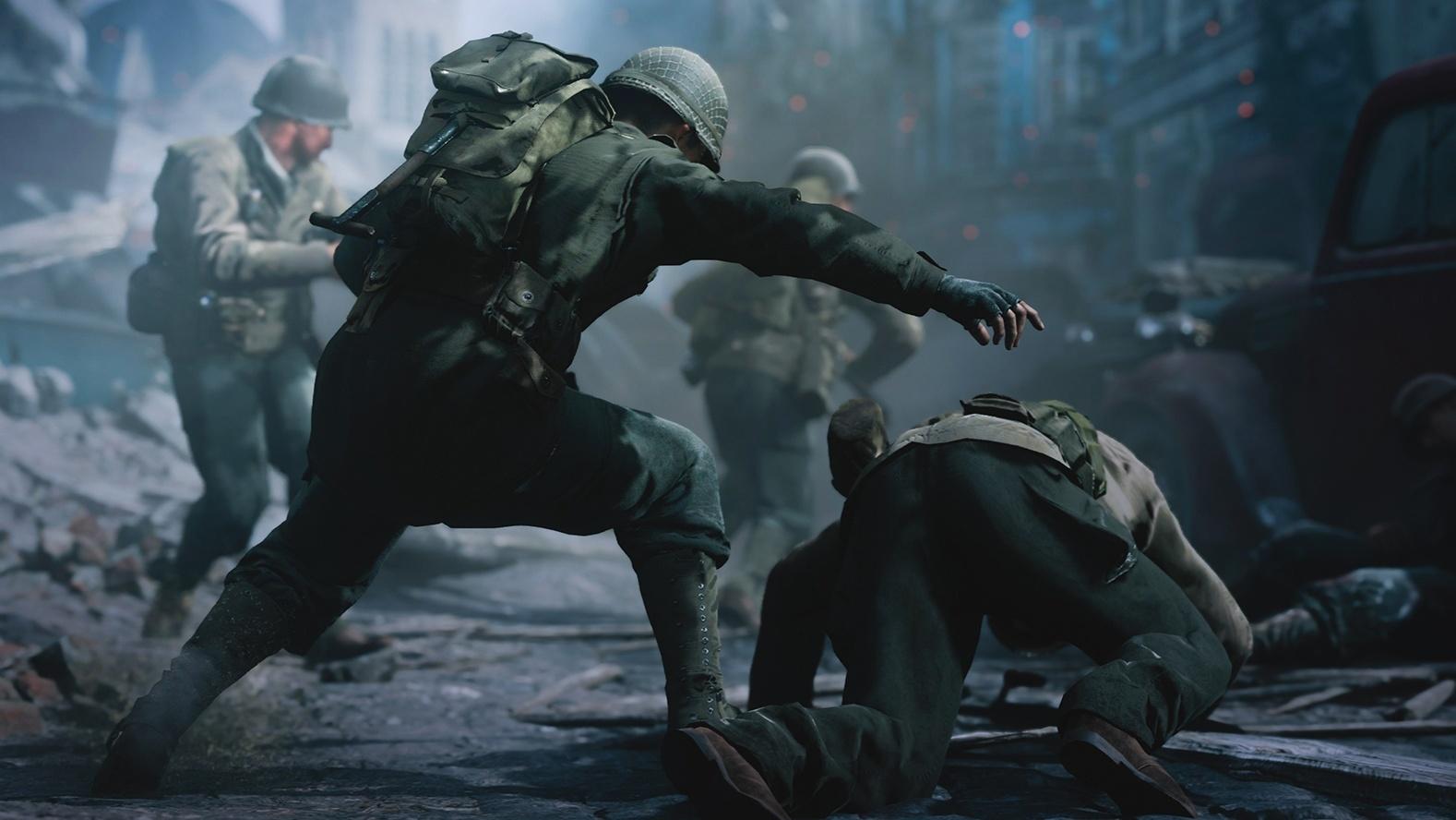 Call Of Duty Ww2 Keine Auto Regeneration Von