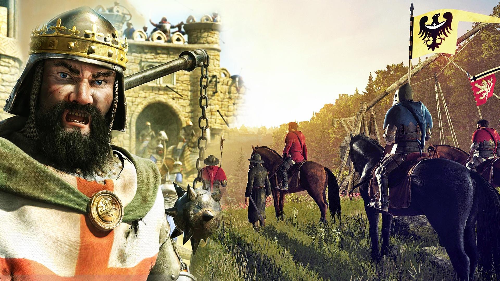 Mittelalter Spiel