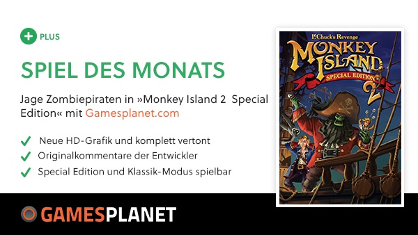 Monkey Island Special Edition Hd