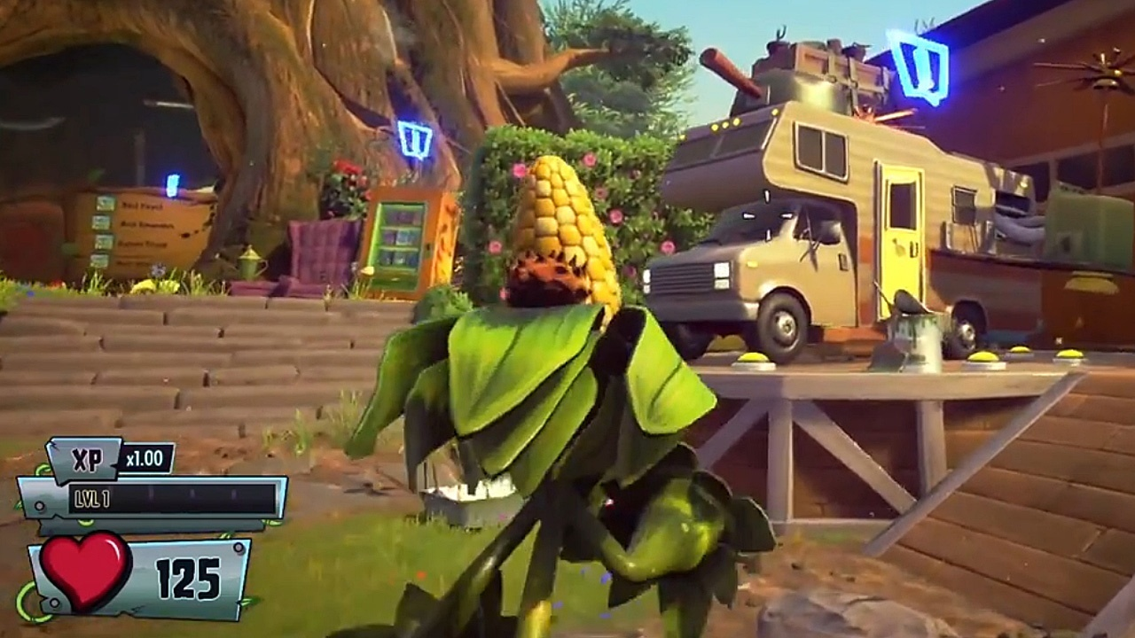 Plants Vs Zombies Garden Warfare 2 Trailer