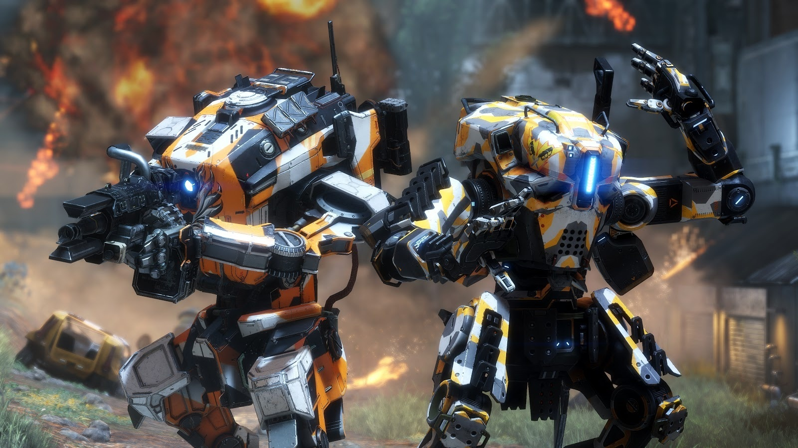 EA schluckt Titanfall-Entwickler Respawn für 455 Millionen US-Dollar