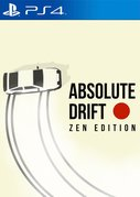 Cover zu Absolute Drift - PlayStation 4