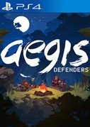 Cover zu Aegis Defenders - PlayStation 4