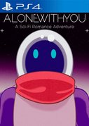 Cover zu Alone With You - PlayStation 4