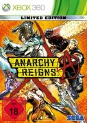Cover zu Anarchy Reigns - Xbox 360