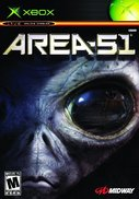 Cover zu Area 51 - Xbox