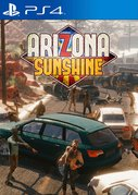 Cover zu Arizona Sunshine - PlayStation 4