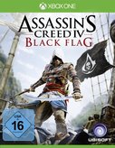 Cover zu Assassin's Creed 4: Black Flag - Xbox One