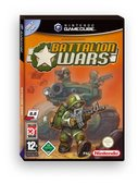 Cover zu Battalion Wars - GameCube