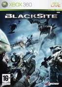 Cover zu Blacksite - Xbox 360