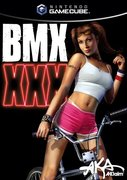 Cover zu BMX XXX - GameCube