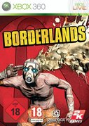 Cover zu Borderlands - Xbox 360