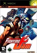 Cover zu Capcom Fighting Jam - Xbox