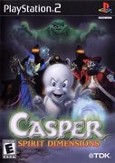 Cover zu Casper: Spirit Dimensions - PlayStation 2
