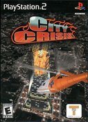 Cover zu City Crisis - PlayStation 2