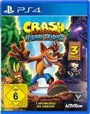 Cover zu Crash Bandicoot N. Sane Trilogy - PlayStation 4
