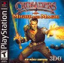 Cover zu Crusaders of Might and Magic - PlayStation