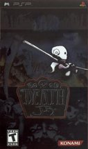 Cover zu Death Jr. - PSP