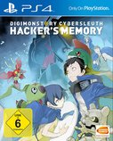 Cover zu Digimonstory Cyber Sleuth: Hacker's Memory - PlayStation 4
