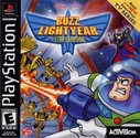 Cover zu Disney/Pixar's Buzz Lightyear of Star Command - PlayStation
