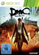 Cover zu DmC - Xbox 360