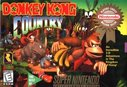 Cover zu Donkey Kong Country - SNES