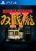 Cover zu Double Dragon 4 - PlayStation 4