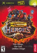 Cover zu Dungeons & Dragons Heroes - Xbox