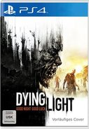 Cover zu Dying Light - PlayStation 4