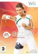 Cover zu EA Sports Active - Wii