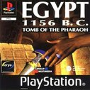Cover zu Egypt 1156 B.C. - Tomb of the Pharaoh - PlayStation
