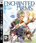 Cover zu Enchanted Arms - PlayStation 3