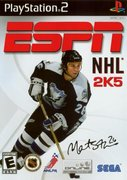 Cover zu ESPN NHL 2K5 - PlayStation 2